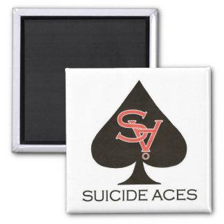 Le SUICIDE ACES l'aimant