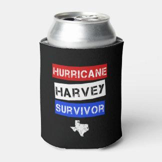 Le survivant de Harvey d'ouragan peut glacière