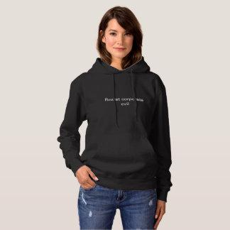 Le sweat - shirt à capuche 2 des femmes mauvaises