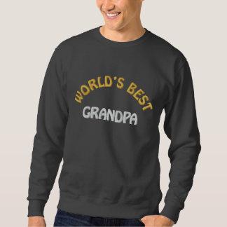 Le sweat - shirt à capuche brodé le meilleur par sweat-shirt brodé