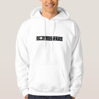 Le sweat - shirt à capuche collectif de groupe de pull avec capuche