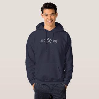 Le sweat - shirt à capuche de 304 hommes de RQS
