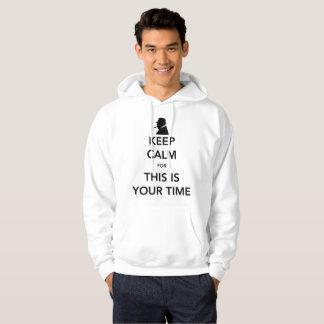 Le sweat - shirt à capuche de base de vos hommes