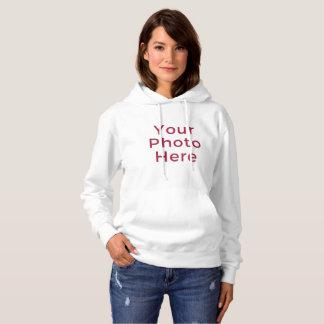 Le sweat - shirt à capuche de do-it-yourself de la