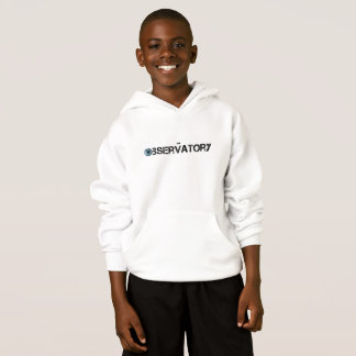 Le sweat - shirt à capuche de l'enfant -