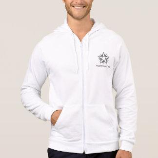 Le sweat - shirt à capuche de pentagone étoilé des