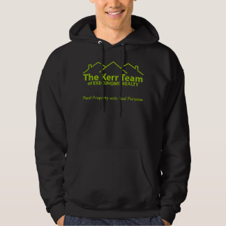 Le sweat - shirt à capuche d'équipe de Kerr