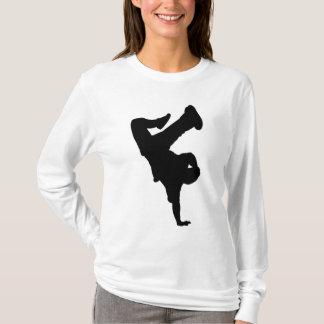 Le sweat - shirt à capuche des femmes de B-Garçon