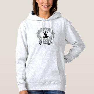 Le sweat - shirt à capuche des femmes de base de