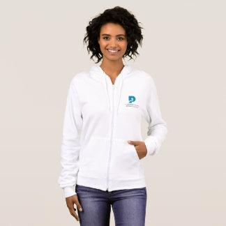 Le sweat - shirt à capuche des femmes de comité