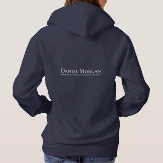 Le sweat - shirt à capuche des femmes de DMGS