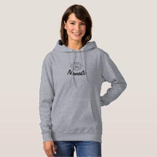 Le sweat - shirt à capuche des femmes de mandala