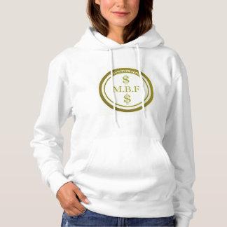Le sweat - shirt à capuche des femmes de MBF