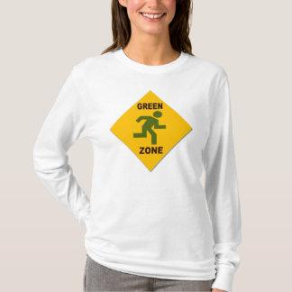 Le sweat - shirt à capuche des femmes de zone