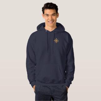 Le sweat - shirt à capuche des hommes de DMGS