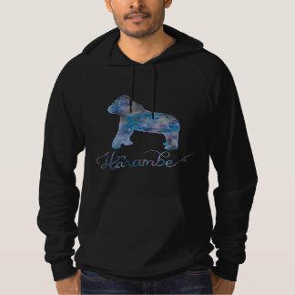Le sweat - shirt à capuche des hommes de galaxie