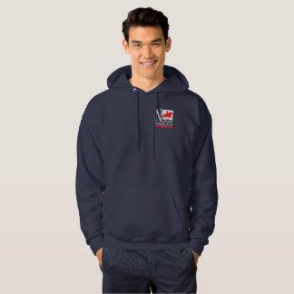 Le sweat - shirt à capuche des hommes de NEIHC