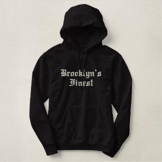 Le sweat - shirt à capuche le plus fin de Brooklyn