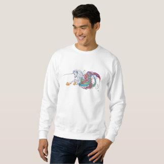 Le sweatshirt 2017 des hommes de Hippicorn de mode