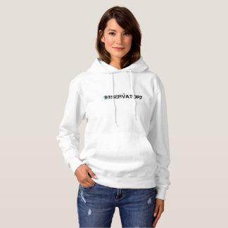 Le sweatshirt à capuchon des femmes -