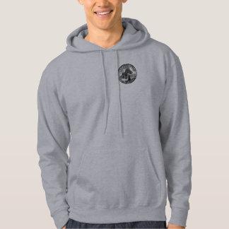 Le sweatshirt à capuchon des hommes