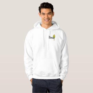 Le sweatshirt à capuchon des hommes - la