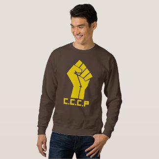 Le sweatshirt de base des hommes de poing de la