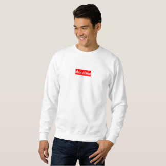 Le sweatshirt de haute qualité des hommes de logo