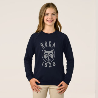 Le sweatshirt de la fille de RGCA