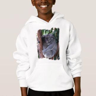 Le sweatshirt des enfants de famille de koala