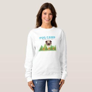 Le sweatshirt des femmes de camp de carlin