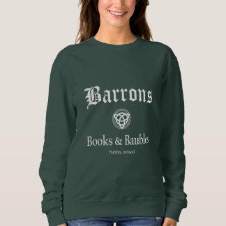 Le sweatshirt des femmes de livres et de babioles