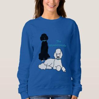 Le sweatshirt des femmes de Wonderpoodles