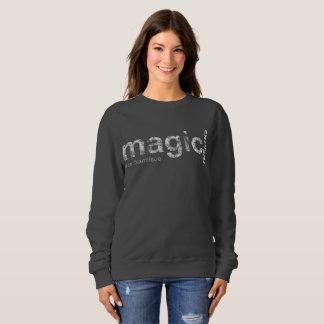 Le sweatshirt des femmes magiques de théâtre