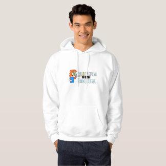 Le sweatshirt des hommes de logo de
