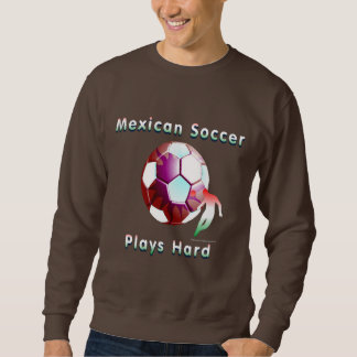 Le sweatshirt des hommes de Sunball du football de