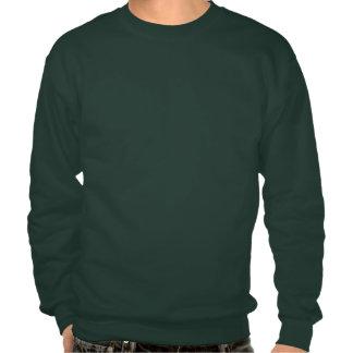 Le sweatshirt des hommes de vacances de bonhomme d