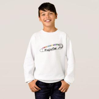 Le sweatshirt du garçon de #SafeWithMe