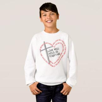 Le sweatshirt du garçon du gardien de mon frère
