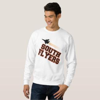 Le sweatshirt DU SUD des hommes d'INSECTES… JET