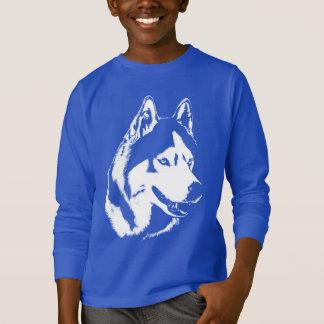 Le sweatshirt enroué de l'enfant de chien de