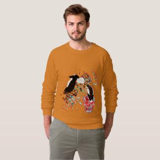 Le sweatshirt raglan des hommes d'Eagles de mer