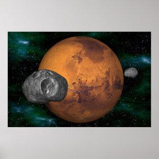 Le système martien posters