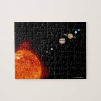 Le système solaire 2 puzzle