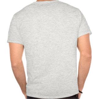 Le t de MIMS des hommes de base de logo T-shirts
