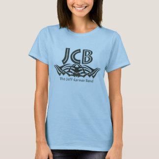 Le T-shirt 2009 des femmes de JCB 3