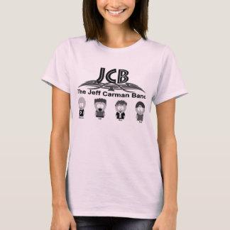 Le T-shirt 2009 des femmes de JCB 4