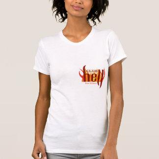 Le T-shirt 2 des femmes d'enfer de club