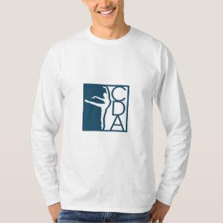 Le T-shirt à manches longues des hommes