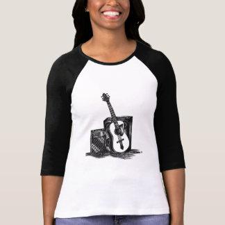 Le T-shirt acoustique de Ladie